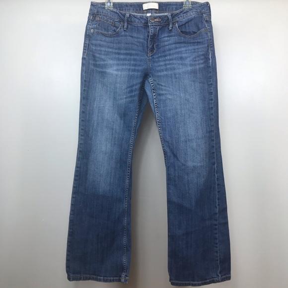 Banana Republic Denim - Banana republic boot cut fit short jeans 30/10